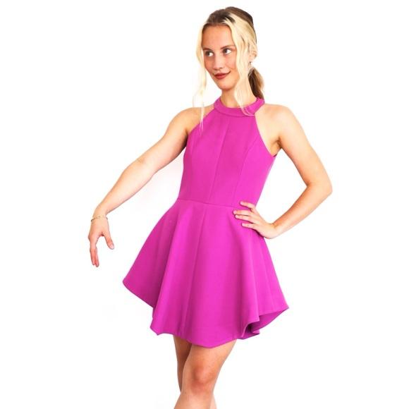 KEEPSAKE the Label Dresses & Skirts - Keepsake the Label Fuchsia evening dress